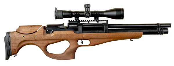 Webley Mastiff Quantum PCP Air Rifle 1