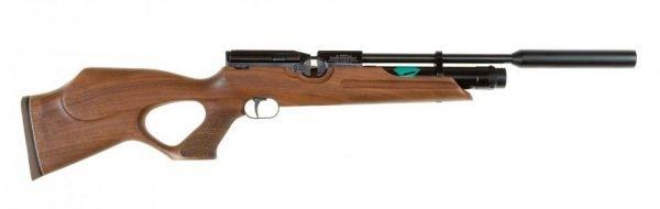 Weihrauch HW100 KT Walnut PCP Air Rifle 1