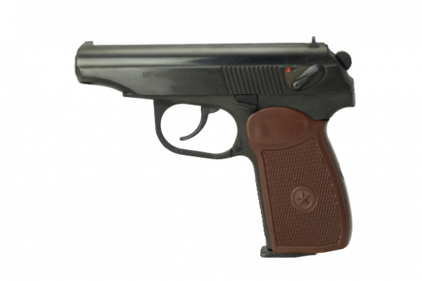 Baikal Makarov MP-654K Pistol Black 4