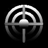 Metallic Target Logo