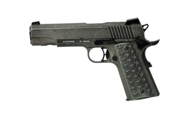 """Sig Sauer """"We The People"""" 1911 2"""